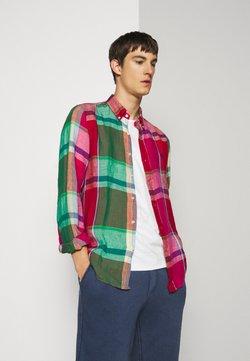 Polo Ralph Lauren - PLAID - Koszula - red/green