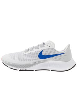 Nike Performance - AIR ZOOM PEGASUS 37 UNISEX - Neutrala löparskor - pure platinum/racer blue/wolf grey/bright crimson