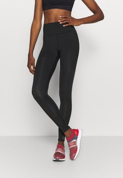adidas by Stella McCartney - SUPPORT - Tights - black