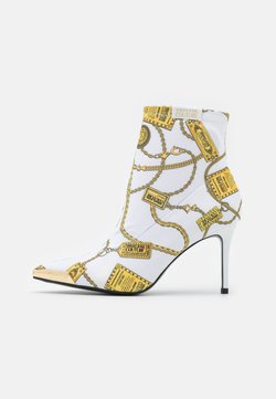 Versace Jeans Couture - Bottines - white