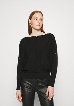 AllSaints - ELI JUMPER - Pullover - black
