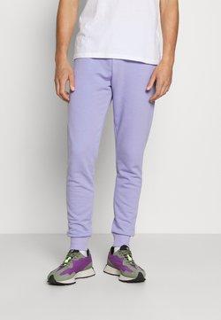 NU-IN - BASIC SLIM FIT JOGGERS - Jogginghose - light purple