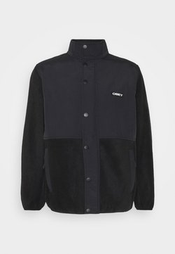 Obey Clothing - COMMANDO JACKET - Veste polaire - black