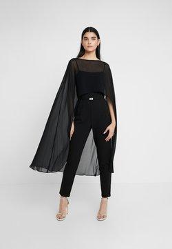 Lauren Ralph Lauren - LUXE TECH COMBO - Overall / Jumpsuit - black