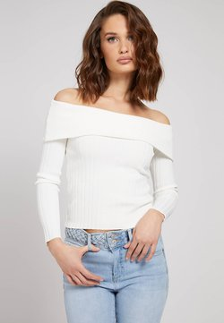 Guess - Strickpullover - creme