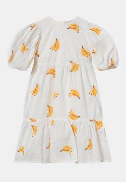 Never Fully Dressed Kids - BANANARAMA DRESS - Freizeitkleid - white