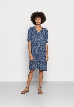 Esprit - DRESS - Vapaa-ajan mekko - navy