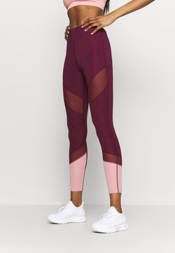 Even&Odd active - Tights - pink