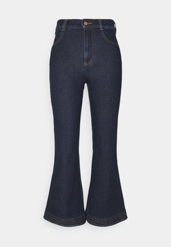 See by Chloé - Flared Jeans - denim blue
