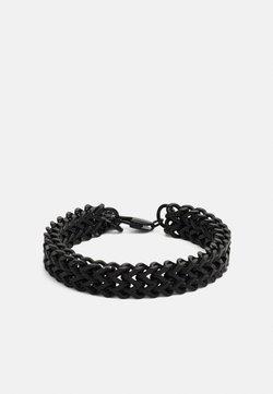 Replay - BRACELET UNISEX - Armband - black