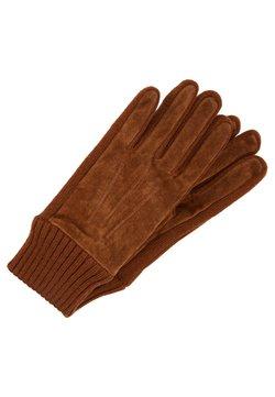 Kessler - LIV - Rękawiczki pięciopalcowe - tobacco
