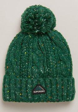 Superdry - GRACIE  - Czapka - burlington green tweed