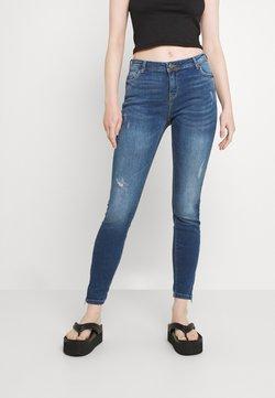 Noisy May - NMKIMMY  - Jeans fuselé - medium blue denim