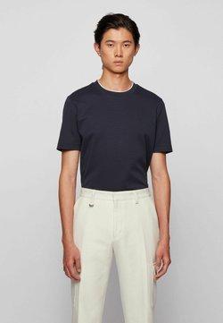 BOSS - T-Shirt basic - dark blue