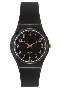 Swatch - GOLDEN TAC - Orologio - black