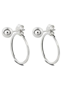 No More - CHORD EARRINGS - Ohrringe - silver