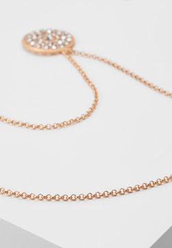 sweet deluxe - Necklace - gold/crystal