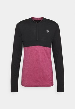 Triple2 - T-shirt sportiva - beet red