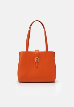 Furla - SOFIA  TOTE - Handtasche - orange