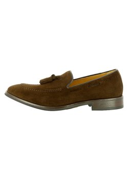 Evita - STEFANO - Slipper - dark brown