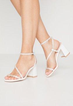 BEBO - AMBROSE - Sandaletter - white