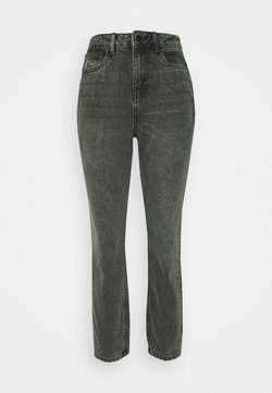 Noisy May - NMISABEL MOM - Relaxed fit jeans - grey denim