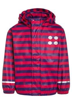 LEGO Wear - JAMAICA - Regenjacke / wasserabweisende Jacke - red