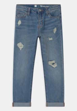 GAP - GIRLS  - Jeans Relaxed Fit - blue denim