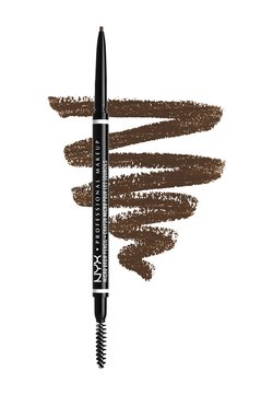 Nyx Professional Makeup - MICRO BROW PENCIL - Augenbrauenstift - 6 brunette