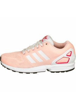 adidas Originals - ZX FLUX - Sneaker low - haze coral