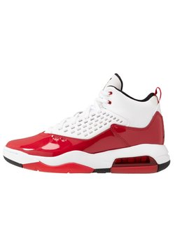 Jordan - MAXIN 200 - Sneaker high - white/black/gym red
