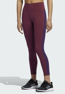 adidas Performance - Tights - red