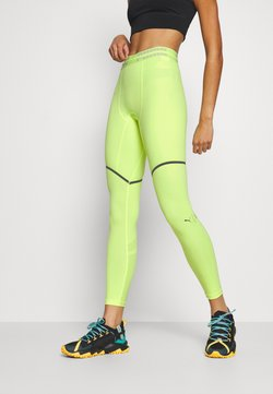 Puma - FIRST MILE EXTREME EXO-ADAPT LONG TIGHT - Trikoot - fizzy yellow
