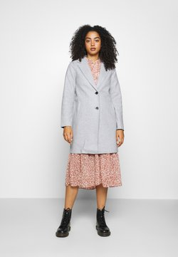 ONLY - ONLCARRIE BONDED COAT  - Mantel - light grey