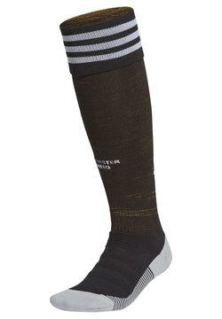 adidas Performance - MANCHESTER UNITED SOM KNEE - Sportsocken - black