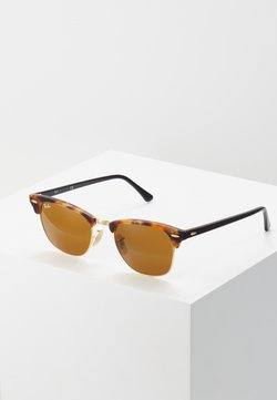 Ray-Ban - 0RB3016 CLUBMASTER - Solbriller - brown