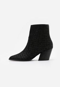 Selected Femme - SLFJULIE BOOT - Stiefelette - black
