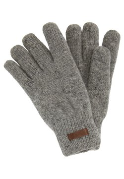 Barts - HAAKON GLOVES - Fingerhandschuh - heather grey