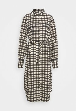 Vero Moda Tall - VMGERDA DRESS - Blusenkleid - birch/black