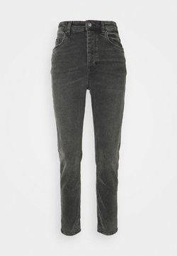 edc by Esprit - Slim fit jeans - black medium wash