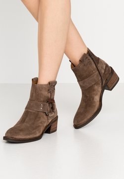 Alpe - NELLY - Ankle Boot - bison
