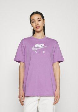 Nike Sportswear - T-shirt imprimé - violet shock