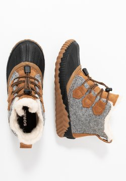 Sorel - YOUTH OUT ABOUT PLUS - Veterboots - quarry/camel brown