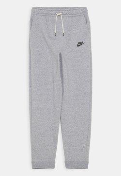 Nike Sportswear - REGRIND UNISEX - Verryttelyhousut - obsidian/dark smoke grey
