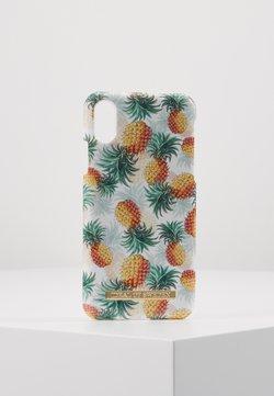 iDeal of Sweden - FASHION CASE IPHONE X/XS - Kännykkäpussi - pineapple bonanza