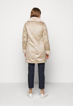 Lauren Ralph Lauren - Płaszcz wełniany /Płaszcz klasyczny - camel