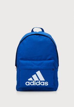 adidas Performance - CLASSIC BACK TO SCHOOL SPORTS BACKPACK UNISEX - Reppu - royal blue/white