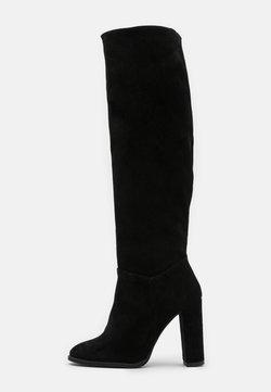 Trendyol - High Heel Stiefel - black