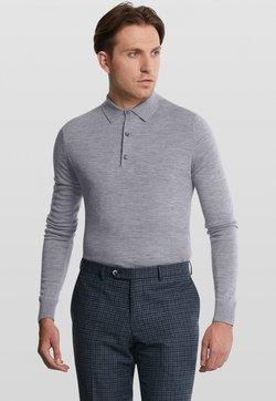 Van Gils - LONGSLEEVE - Poloshirt - grey
