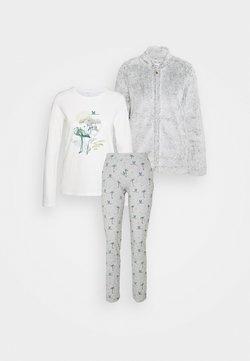 Etam - SET ROSA  - Pyjama - gris